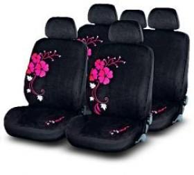 Женские чехлы на автомобиль